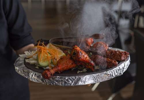 Delicious Inspired Indian Cuisine by Clove Chill and Grill