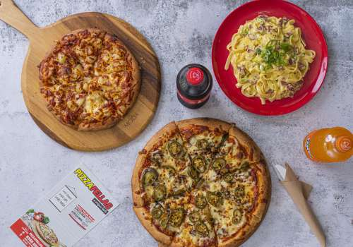 Save with Pizza Fellas MEAL DEALS